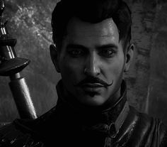 "Straight male here. I put Dorian in every squad I use. I jokingly call him ""Big D"" because I think my Inquisitor would. He's too cool and he's my boy. I think he's one of my Inquisitor's closest friends."