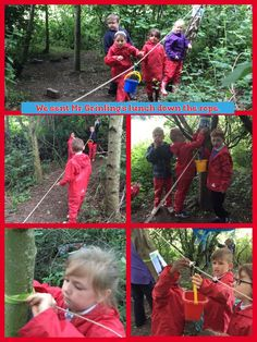 The Lighthouse Keeper's Lunch in the Woods! Forest School Activities, Eyfs Activities, Kindergarten Activities, Preschool, Outdoor Learning, Outdoor Play, Lighthouse Keepers Lunch, Seaside Theme, After School Club