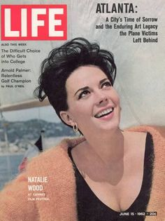 Natalie Wood, Life Magazine, June 1962