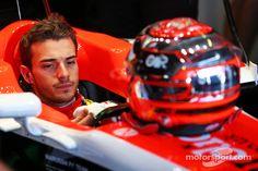 Jules Bianchi - 2014 Silverstone test series
