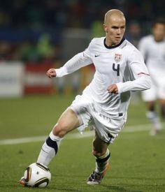 BRADLEY, Michael | Midfield | AS Roma (ITA) | no twitter | Click on photo to view skills