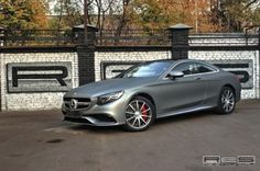 2014 Mercedes Benz S63 AMG Coupe by Re-Styling