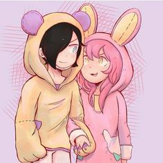 """I'm having too much fun in pastel girl then I saw the hoodie and I was like """"I should draw Zane-Chan in these"""" Zane And Kawaii Chan, Zane Chan, Really Funny, Really Cool Stuff, Aphmau Pictures, Aarmau Fanart, Aphmau Characters, Aphmau Memes, Aphmau And Aaron"""