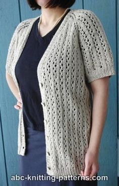 Free Top Down V Neck Raglan Sweater Pattern Knitting