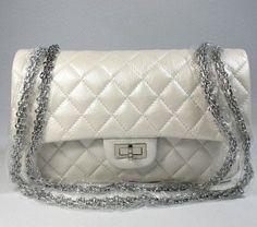 Chanel Handbags,Chanel Leather Handbag 1112