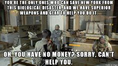 My experience playing The Division Beta so far.