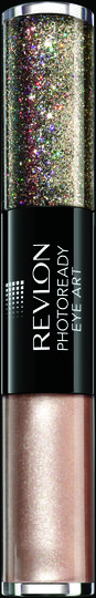 NEW Revlon PhotoReady Eye Art™ Lid + Line + Lash. CREATE YOUR UNIQUE LOOK. My Shade: TOPAZ TWINKLE.