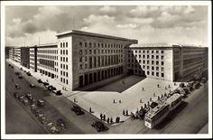 Berlin-Mitte 1935-Reichsluftfahrtministerium-----Heute Finanzministerium...