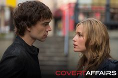 Auggie and Annie - Covert Affairs