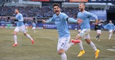 David Villa marca el primer gol en el Yankee Stadium | A Son De Salsa