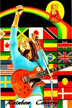571 Best reggae art images in 2019 | Reggae art, Bob marley