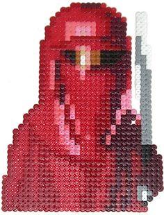 Royal Guard Star Wars hama perler beads by Pixgraff