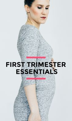Five Tips to Help You Through The First Trimester of Pregnancy