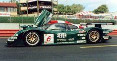 6 - Porsche 911 GT1-98 #004 - Zakspeed Racing  FIA GT Championship Laguna Seca 1998