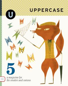 Issue 5 preview! — UPPERCASE