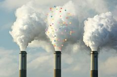 Global warming is largely caused by carbon dioxide. Scientists at Oak Ridge National Laboratory just figured out a way to change it into something better.