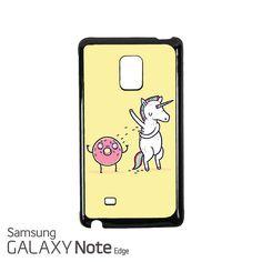 Unicorn Donut Friends Sweet Sugar Samsung Galaxy Note EDGE Case Cover