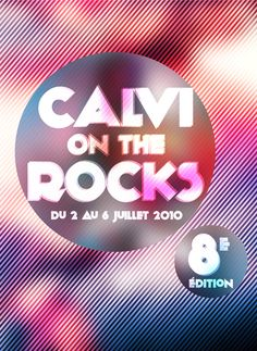 Calvi on the Rocks by Thibault Jorge, via Behance