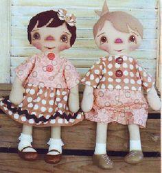 Annie Smith Designs - Bibi And Bob