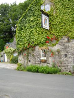English pub in the countryside.
