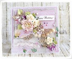Scrap & Craft: Scrap & Craft September Challenge #13 Butterflies