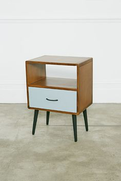 Mid Century Oyster Side Table at Urban Outfitters