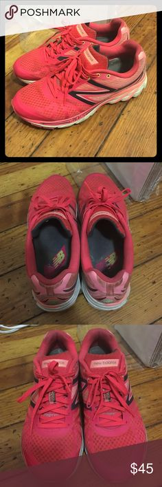 New Balance Shoes 💨CLEARANCE💨‼️ The best walking, running or jogging shoes ever. I used them for track practice and they are absolutely awesome. I ACCEPT OFFERS❗️ Feel free to leave a comment or ask for additional information. Also see my other listings 😊 used a few times. New Balance Shoes Athletic Shoes