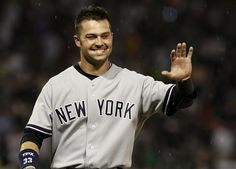 Yankees player Nick Swisher