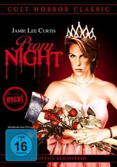 Prom Night (1980) movie dvd cover (Germany)