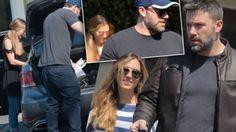 Ben Affleck Jennifer Garner Divorce Dating Nanny Christine Ouzounian