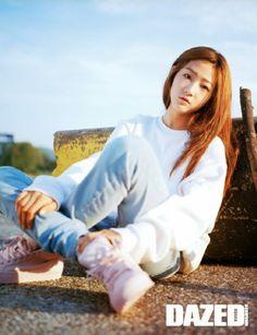 Kim Sae Ron - Dazed and Confused Magazine November Issue 2014