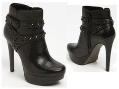 These boots are solid. So Rock and Roll. Love Leather!  Fergie - Latta