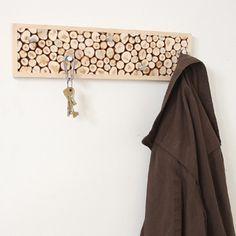 DIY Schlüsselbrett / Garderobe