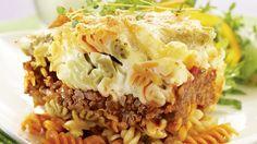 Meksikolainwn pastalaatikko