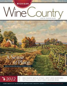 Michigan Wine Country. This colorful, free magazine is published annually in April and contains information and informative articles about the wineries and wine regions of Michigan.