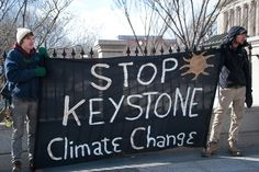 As concerned citizens continue to fight the Keystone XL Pipeline's northern route, unfortunately the southern one is already flowing with oil.