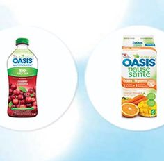What's your favorite Oasis Juice?