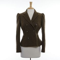 Ralph Lauren Dainty Button Up Blazer Size: 2/S $40.00 stacksonracks.com