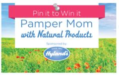 Pamper your mom with natural products! #pampermomgiveaway @The Cajun Couponer Callie Washer