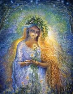 Welcome to the website of the fantasy artist Josephine Wall Josephine Wall, Divine Goddess, Goddess Art, Goddess Quotes, Earth Goddess, Fantasy Kunst, Fantasy Art, Wiccan, Magick
