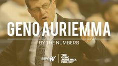 Check out the stats that place Geno Auriemma amongst the coaching greats.