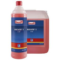Bucasan Trendy T 464 Buzil Cleaning Supplies, Container, Soap, Drinks, Bottle, Drinking, Beverages, Cleaning Agent, Flask
