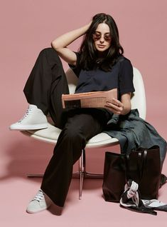 How to master dressing for a business trip - Condé Nast Traveler Business Travel Outfits, Business Trip Packing, Travel Dress, Travel Outfit Summer, Celebrity News, Celebrity Style, Travel Clothes Women, Fashion Advice, Dress Me Up
