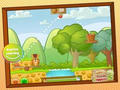 ByJenny Webster Overall Impression Annie's Picking Apples is an engaging app aimed towards preschool and elementary school aged children. In this app, children can help a cute little squirrel called Annie collect apples as well as help her bake pies and also complete puzzles as they make their way through the map of activities. The …