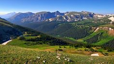 Colorado Mountains- one of the places I would love to see someday