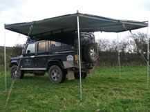 Roof Tents A2 Awning