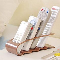 Find Your Remote Control Holder Quickly