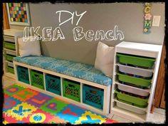 Un nombre infini d'idées de bricolage…. Utilisez un IKEA Kallax de différentes manières…. 9 idées pour une chambre d'enfant ! - DIY Idees Creatives
