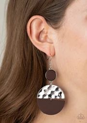 Paparazzi Jewelry Catalog - JewelryBlingThing.com Paparazzi Jewelry Catalog, Paparazzi Accessories, Accessories Shop, Wooden Earrings, Hammered Silver, All About Eyes, Fish Hook, Christmas Shopping, Earthy