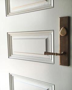 Modern Interior Door Hardware
